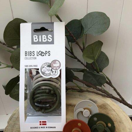 BiBS   BiBS Loops Mix Roest/Groen/Zand
