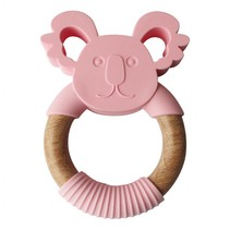 Koala Roze Teether