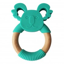 Koala Zeegroen Teether