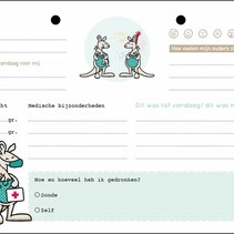 Navulset Invulboek Kleine Kanga