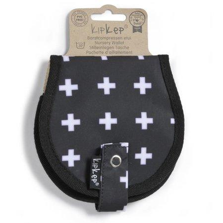 KipKep KipKep Nursery Wallet Crossy Black