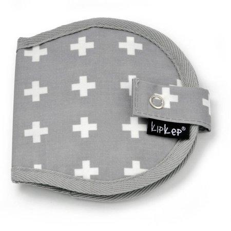 KipKep KipKep Nursery Wallet Crossy Grey