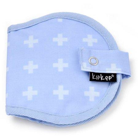KipKep KipKep Nursery Wallet Crossy Blue