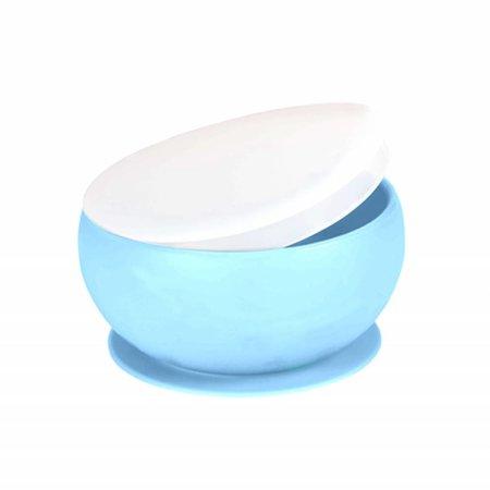 MiNiKOiOi Bowly Kom Blauw - Siliconen