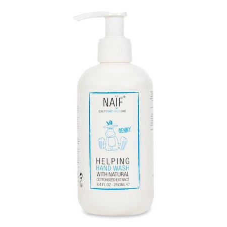 Naïf  Naif Baby Helping Hand Wash