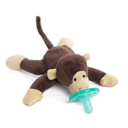 Wubbanub Wubbanub speenknuffel met aapje
