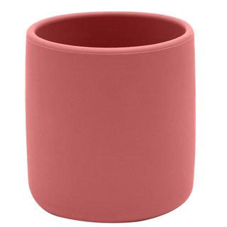 Mini Cup Beker DonkerRoze
