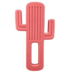 Toothee Bijtring Cactus Donkerroze
