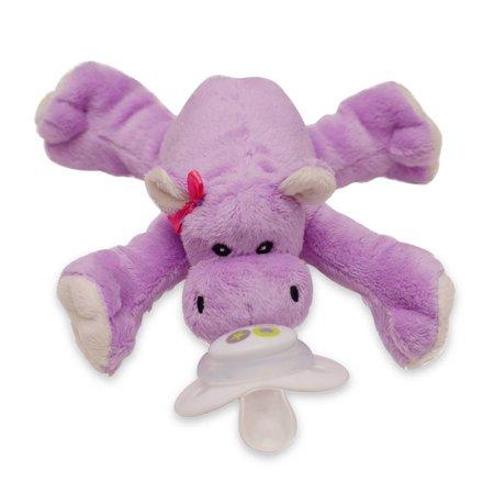 PaciPlushies PaciPlushies Shakies Happy Hippo Nijlpaard
