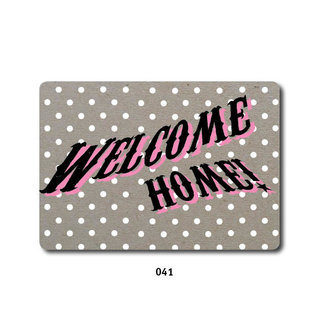 Kaart: Welcome Home