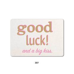 Kaart: Good Luck