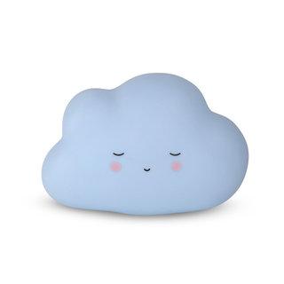 Cloud Little Light Blue Blauw