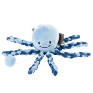 Octopus Muziekdoosje Blauw