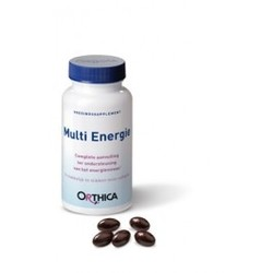 Multi Energie 60 Softgels