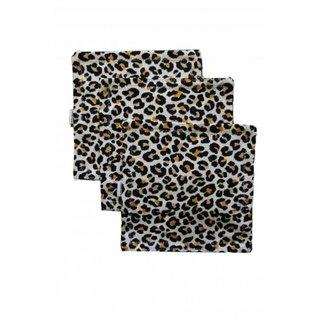 Geurdoekjes Leopard Oker 3 stuks