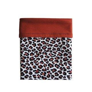 Leopard Roest Maxi 50x50  cm