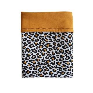 Leopard Oker Maxi 50x50  cm