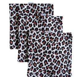 Geurdoekjes Leopard Roest  3 stuks