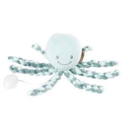 Octopus Muziekdoosje Mint