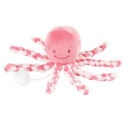 Octopus Muziekdoosje Roze