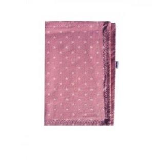 Roze/sterren maxi 50x50