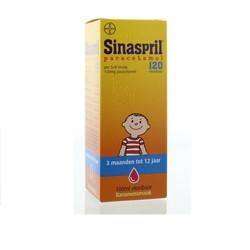 Sinaspril Vloeibaar Paracetamol