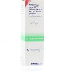 Kinderneusspray Xylometazoline