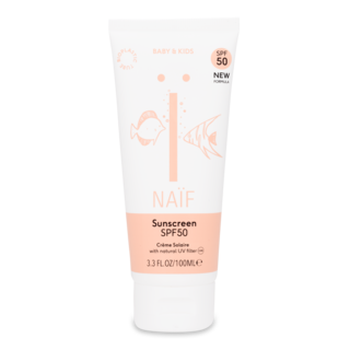 Sunscreen SPF50 Zonnecreme