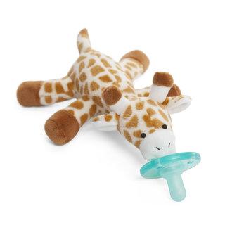 Speenknuffel giraffe Wubbanub