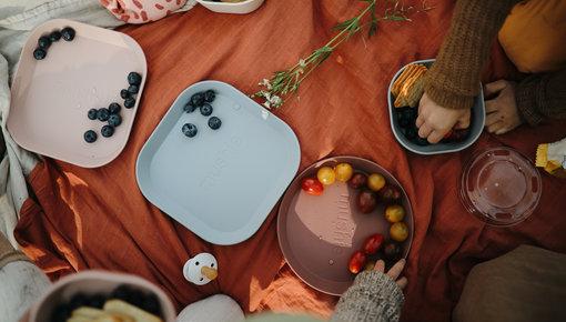 Producten voor het eten en drinken van je kind