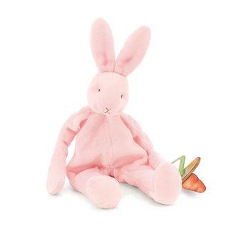 Speenknuffel Silly Buddy  Bunny Roze