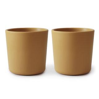 Cups Mosterd - 2 stuks