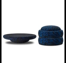 Balance Set Safari Blauw- Stapelstein