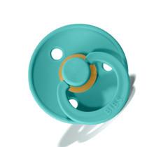 BiBS Fopspeen Turquoise  -  Maat 1 -