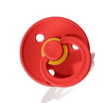 BiBS Fopspeen Strawberry Aardbei Rood Maat 1