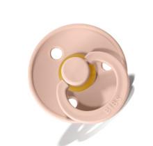 BiBS Fopspeen Blush- oud roze Maat 1 0-6 maanden