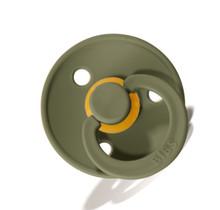 BiBS Fopspeen Olive Maat 3 18M+