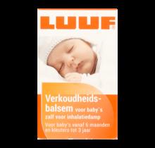 Luuf Verkoudheidsbalsem Baby