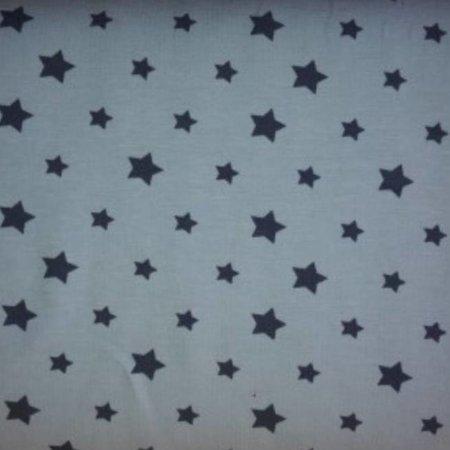 Kl. Lucas Couveusedoek Couveuse doek blauw met sterren