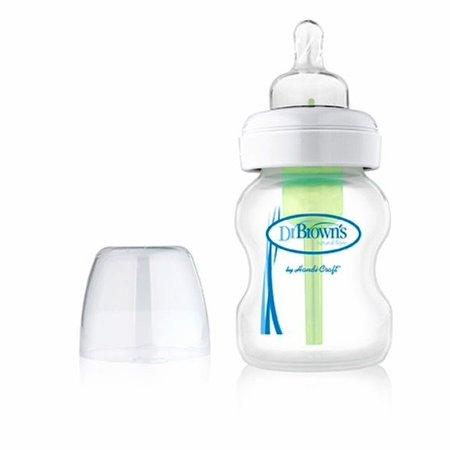 Dr.Browns Brede halsfles 150ml Option Bottle