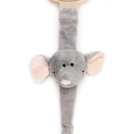 Teddykompaniet Diinglisar Fopspeenkoord Olifant