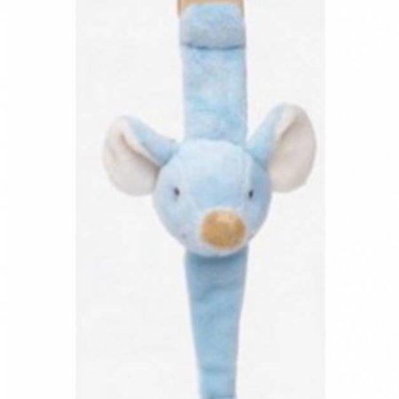 Teddykompaniet Diinglisar Fopspeenkoord Blauwe Muis