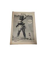 Duitse Berliner illustrierte zeitung 1942