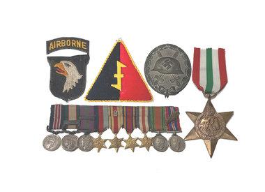 Emblemen & Medailles