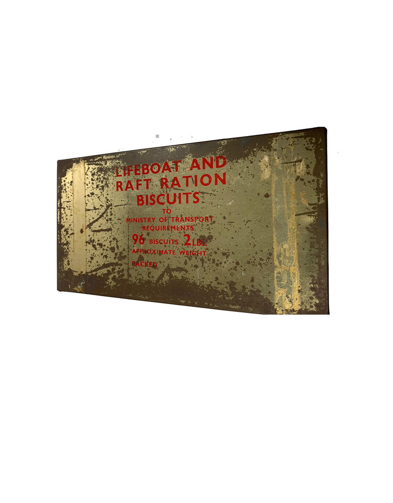Engels lifeboat and raft ration