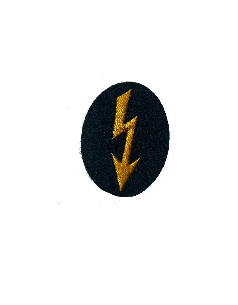 Duits WO2 WH Funker cavalerie embleem