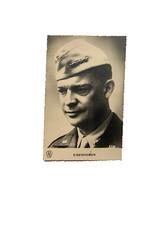 Amerikaanse postkaart Eisenhower