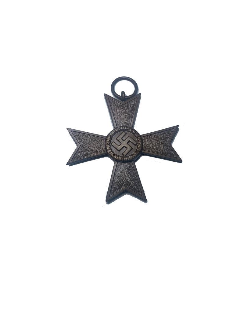 Duitse WO2 Kriegsverdienste Kreuz 2e klasse Ohne Schwertern 1939