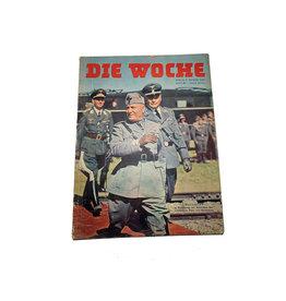 Duits WO2 Die Woche tijdschrift