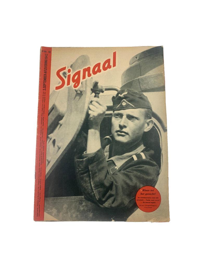 Nederlandse WO2 signaal